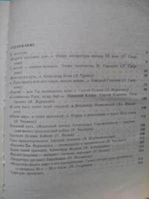 """"""" Русская литература 20 - века """" в 2-х частях."""