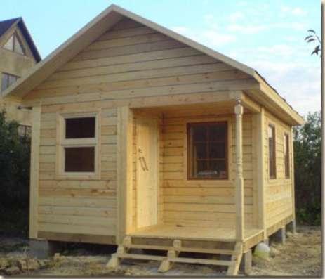 Строим дома, бани, веранды и все надворные постройки. в Кемерове Фото 1