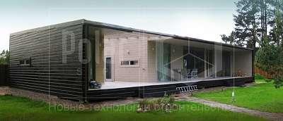 Строительство дачных домов домиков Быстровозводимые дома