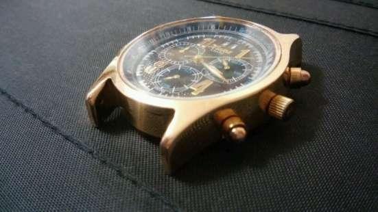 Золотые часы мужские в Омске Фото 2