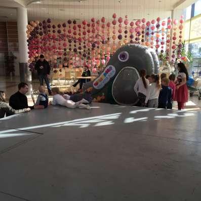 Прокат батутов на детский праздник в Мурманске Фото 1