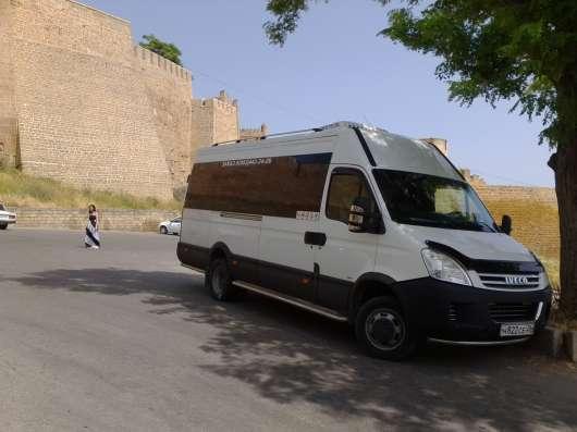 Пассажирские перевозки заказ микроавтобуса