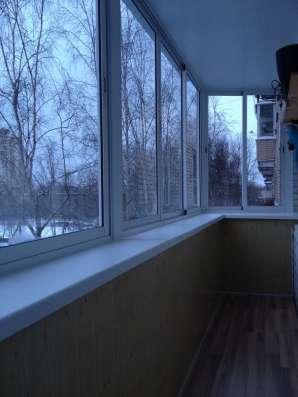 Пластиковые балконы и лоджии в Нижнем Новгороде Фото 5