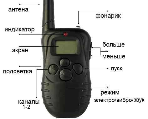 Комплект электронных ошейников 998D для двух собак в Санкт-Петербурге Фото 2