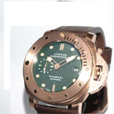 PANERAI BRONZO SUBMERSIBLE