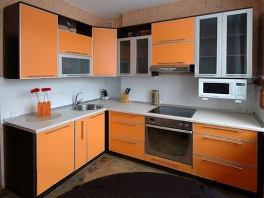 Кухни на заказ в Нижнем Новгороде Фото 3