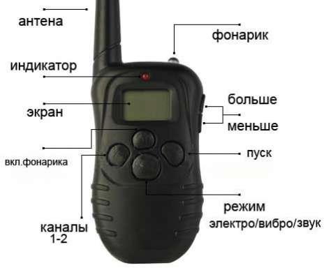 Электронный ошейник, модель 998D. Аренда или продажа