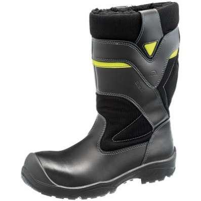 Финская обувь Сиеви - Кожаные зимние сапоги HURRICANE XL+ S3