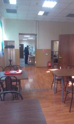 ППА с продажей  готового бизнеса: рабочая  столовая