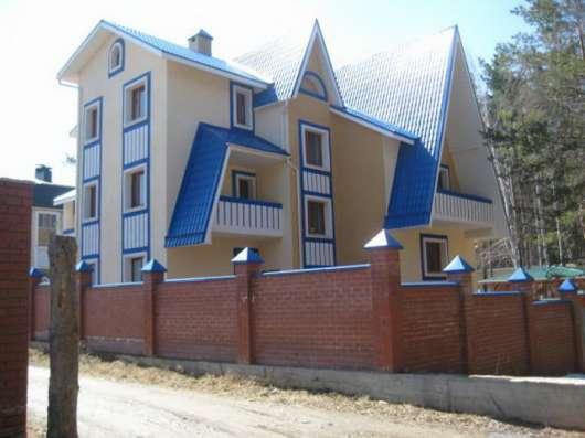 Строительство домов в Екатеринбурге Фото 6