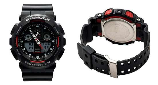 Спортивные часы G-Shock от Casio в Комсомольске-на-Амуре Фото 1