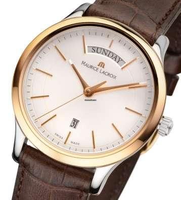 Швейцарские часы Maurice Lacroix LC 1007