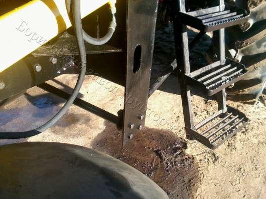 Погрузчик фронтальный навесной для трактора мтз-82 в Костроме Фото 5