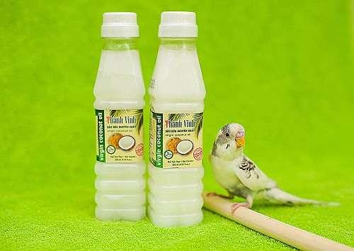 Кокосовое масло натуральное, холодного отжима