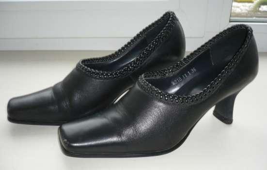 Туфли женские из натуральной кожи в Шадринске Фото 3