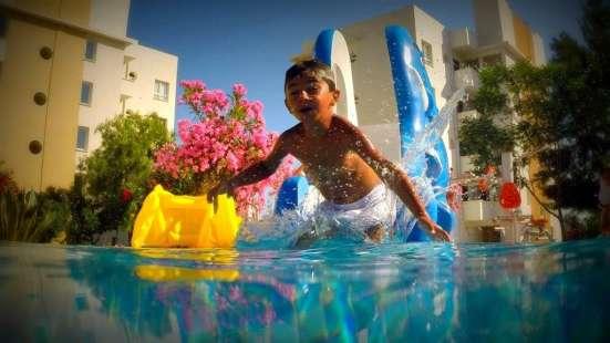 Новый год на Северном Кипре