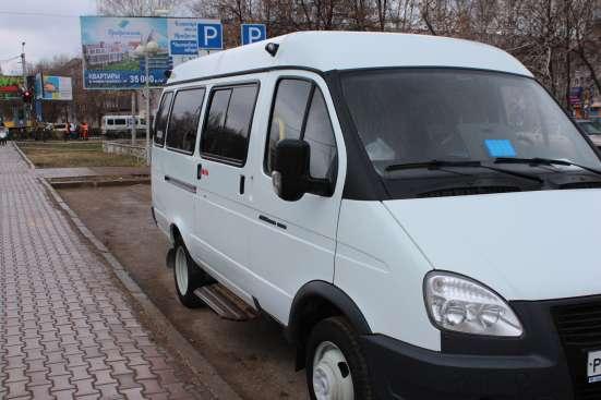 Пассажирская Газель-Бизнес