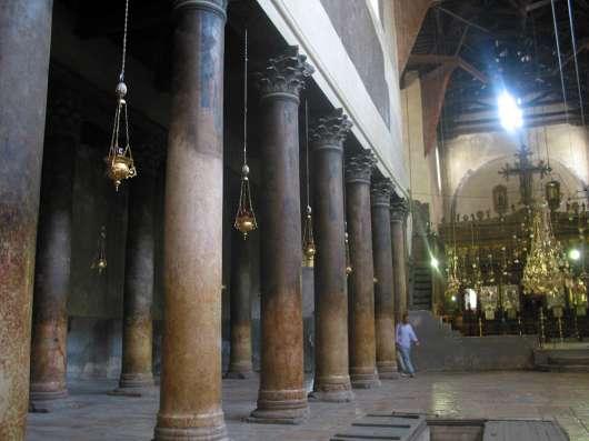 Вифлеем - Храм Рождества Христова, индивидуальная экскурсия