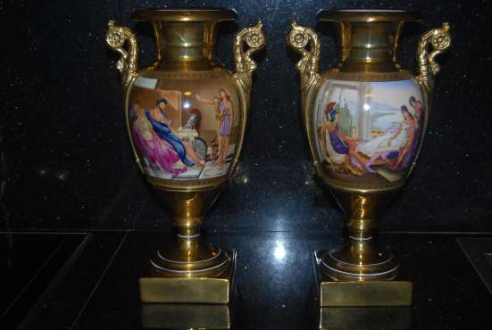 Шикарные вазы