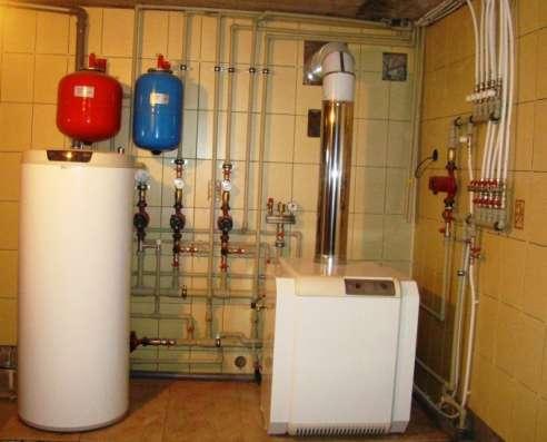 Отопление частого дома коттеджа, тёплый пол.Проект. в Нижнем Новгороде Фото 3