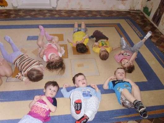 Частный домашний детский сад