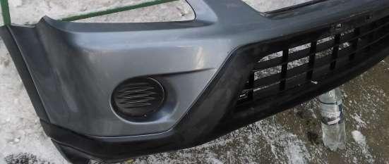 Бампер новый передний Хонда (HONDA) CR-V