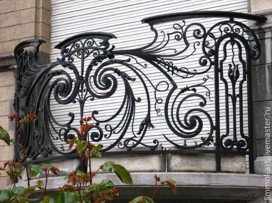 Кованные изделия. Деревянные лестницы