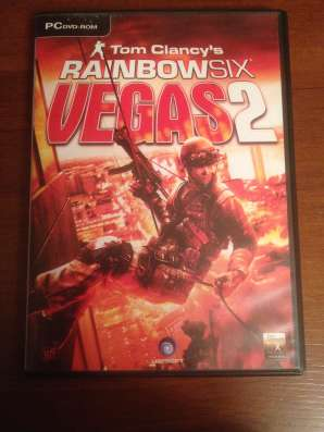 Компьютерная игра Tom Clancy's Rainbow Six Vegas 2