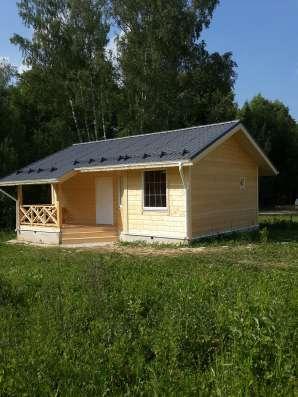классный строитель дачных домов