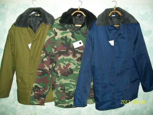 Распродажа Куртка рабочая зимняя на синтепоне. в Кинешме Фото 1