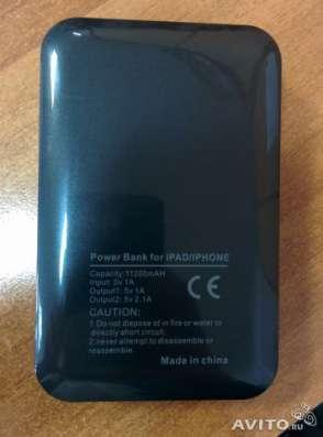 Аккумулятор Power Bank 11200 mAH. телефон планшет