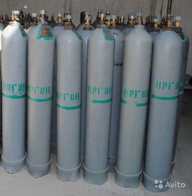 Аргон, Углекислота, Кислород,-заправлены-аттестованы