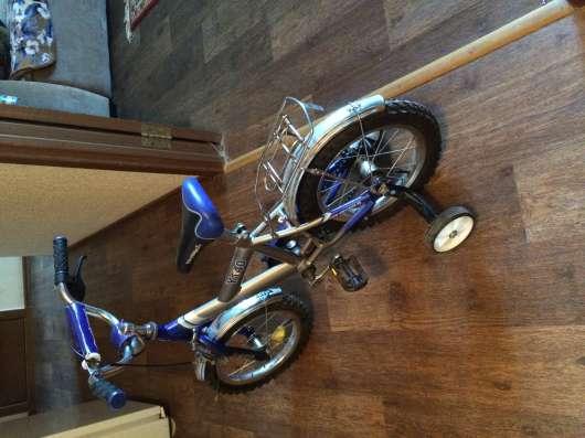 Продав велосипед