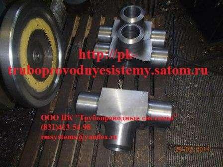 Тройник ОСТ 95-53-98 Ру до 100 МПа