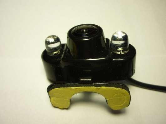 Камера заднего вида со светодиодной подсветкой