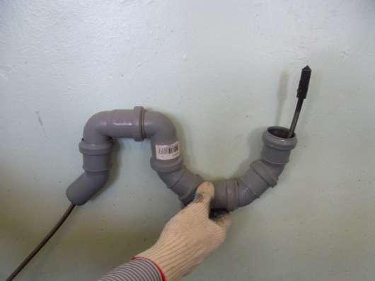 Продам тросы сантехнические для прочистки канализационных тр