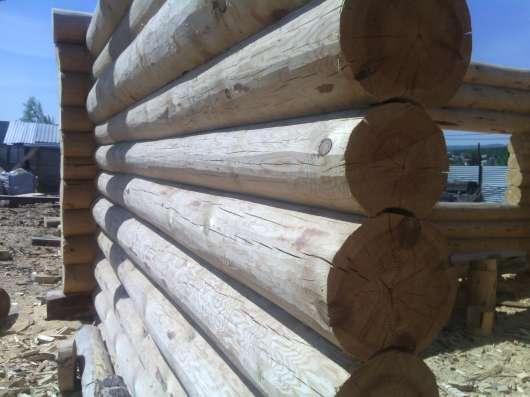 Строительство домов ручной рубки