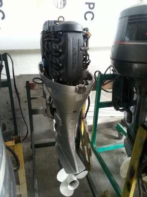 Продам лодочный мотор HONDA 50 , нога L (508 мм), из Японии