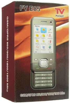 Телефон с TV - FY E85
