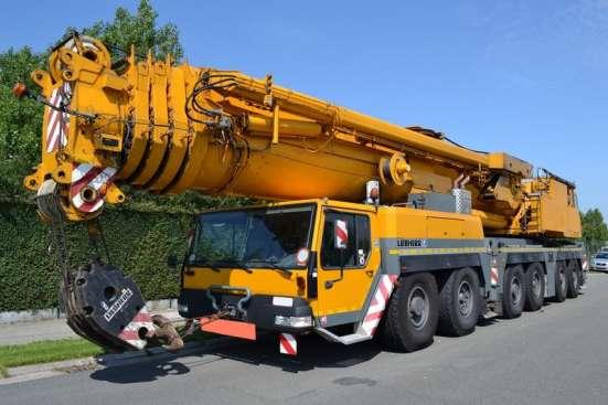 Аренда автокрана 300 тонн 60(130) метров Liebherr LTM 1300