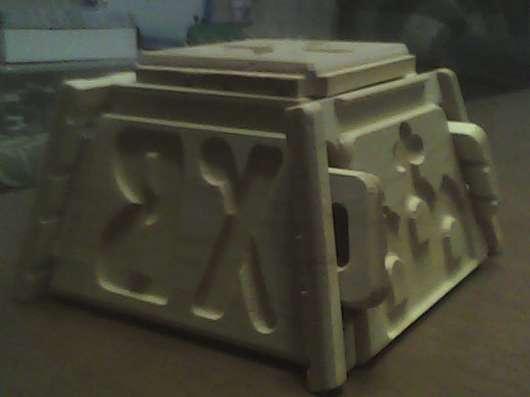Пасочница- форма для приготовления пасхи в Омске Фото 1
