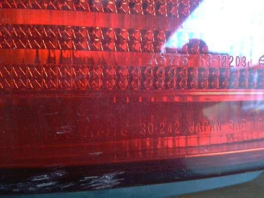 Стоп-сигнал Toyota Aristo JZS160, 30-242 Левый