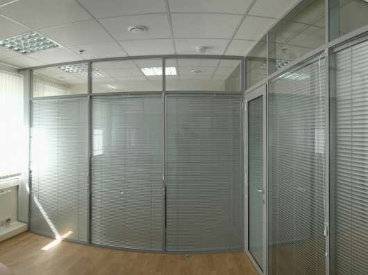 Окна двери витражи бурение скважин перегородки в г. Астана Фото 1