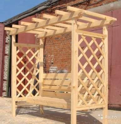 Скамьи для бани и сада - от производителя. в Пензе Фото 1
