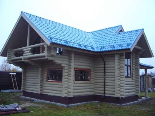 Срубы домов из Архангельской области в Москве Фото 2