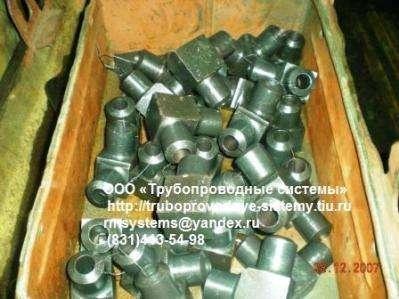 Угольник ГОСТ 22800-83 Ру до 100 МПа