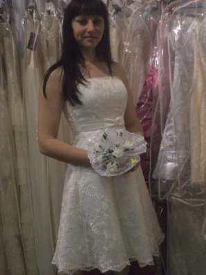 Свадебные платья в Омске Фото 4
