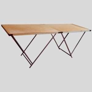 Складные торговые столы