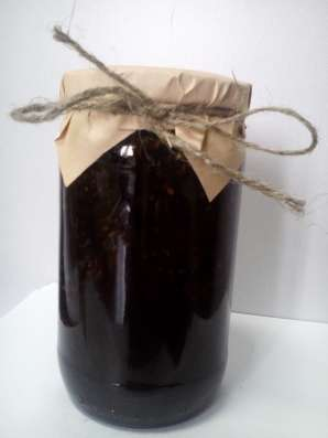 Варенье из молодых сосновых шишек 430 гр.
