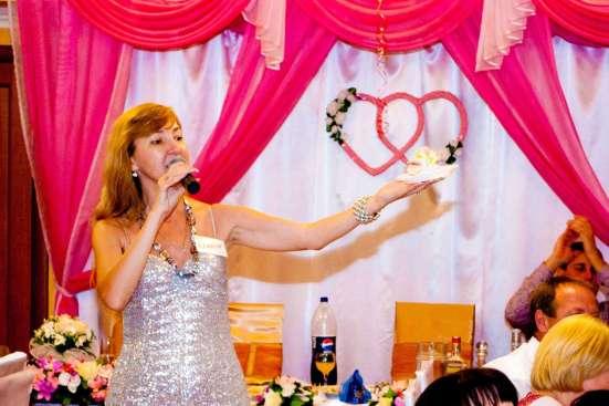 Ведущая (тамада), музыка на свадьбу в Краснодаре